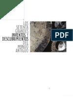 70 Grandes Inventos y Descubrimientos Del Mundo Antiguo_txt