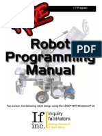 RoboRAVE 1 T Program Manual