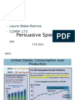 [june 2011] CAS 100 Persuasive Speech Presentation - U.S. should go Nuclear