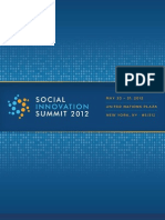 Social Innovation Summit 2012_Brochure