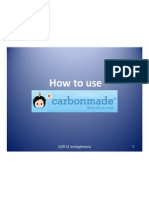 Randy Galan How to Use Carbonmade
