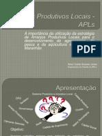 Arranjos Produtivos Locais - APLs