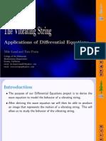 String Presentation