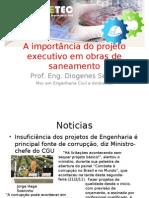 A importância do projeto executivo em obras de