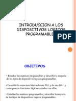 Introduccion a Los Dispositivos Logicos Programables