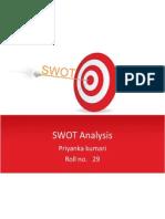MySWOT Analysis