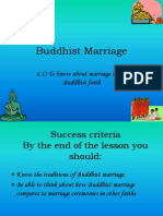 Buddhist Marriage