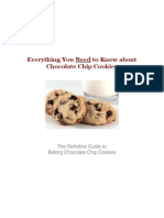 Chocolate Chip Cookies Guide