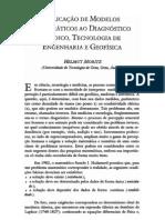 Aplicação de modelos matemáticos ao diagnostico médico, Tecnologia de engenharia e geofísica