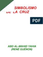 1931 Simbolismo de La Cruz