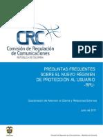 Nuevo Regimen Protec c i on Usuarios