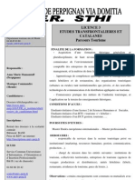 cadreficheprogLicTourisme20112012