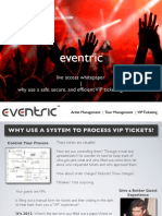 Why Use Live Access VIP Ticketing - A Whitepaper