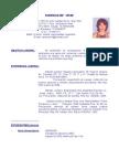 Curriculum Vitae Nancy Cardozo