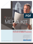 2012 Champion Newspaper Media Kit
