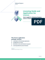 LicensingGuide&Application