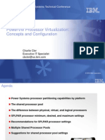 PowerVM Processor Virtualization Concepts and Configuration