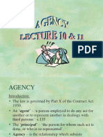 CAEA2301Lec10 11 Agency