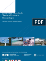 Facilitating Large Scale Tourism Resorts in Mozambique