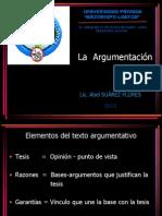 Argumentacion Clase 5