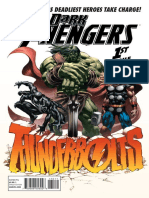 Dark Avengers Issue 175 Exclusive Preview