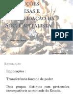 Revoluções Burguesas e Consolidação da Sociedade Capitalista