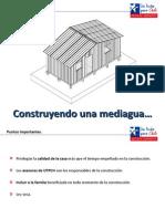 Manual Nuevo de Mediagua Antigua