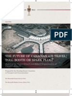 Senate report on the future of airports