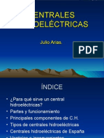 Hidroelectricas JULIO