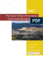 Coeur d'Alene Reservation 2007 Community Bioregional Atlas