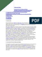 Curriculo Basico Nacional