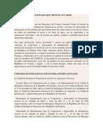 Tratados Internacionales Que Tiene El Ecuador