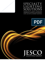 Jesco Lighting - Specialty Lighting Solutions 2011
