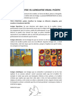 Temari E Visual i Plastica 1ESO