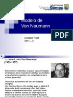 1 - Modelo de Von Neumann y Maquinas Virtuales