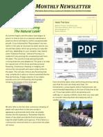 June 2011 Newsletter