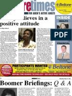Mature Times - May 2012