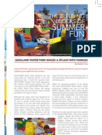 The Building Blocks of Summer Fun by Heather Turk