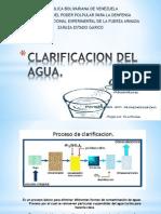 Clarificacion Del Agua (1)