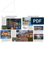 Top Agent Network Member Dana Green Featured in The Week Magazine's Best Properties on the Market Outdoor Entertaining