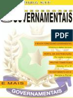 Revista Fornecedores Governamentais Midia kit 2012
