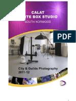 Photography Brochure January 2012