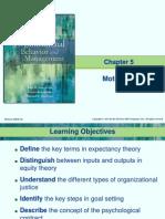 Chapter 5 Organizational Behavior ( Dr. Ahmed Abdel Hady)