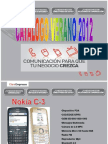 CATALOGO Smartphone - Blackberry Up Selling