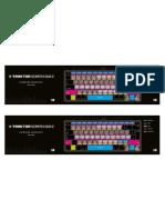 TSD2 Keyboard Shortcuts