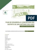 PDC San Antonio 2012-2021