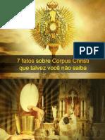 Corpus Christi VoceSABIA