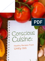 Conscious Cuisine Healthy Recipes From Unity-Inn
