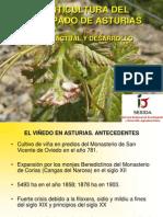 La Viticultura del Principado de Asturias - Estado Actual y Desarrollo