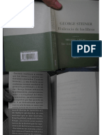 Steiner, George - El Silencio de Los Libros [Vanderklust]